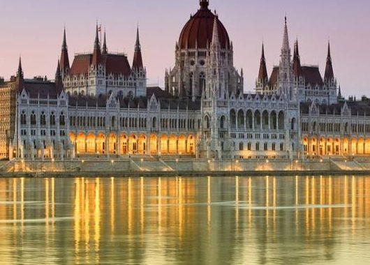 4 Tage für 2 Personen im Park Inn by Radisson Budapest für 59,99 Euro