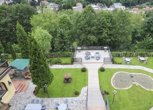 4 Tage für 2 Personen im Parkhotel Luise Bad Herrenalb für 109,99 Euro