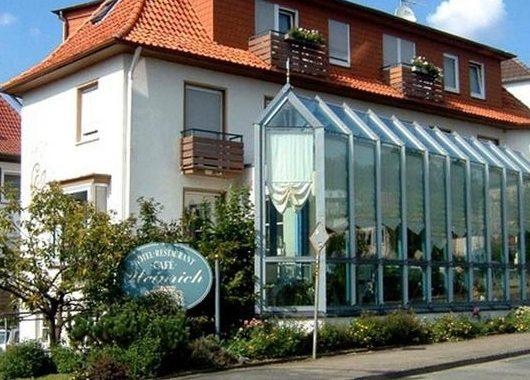 5 Tage für 2 Personen im Landhotel Weinrich Naumburg für 59,99 Euro