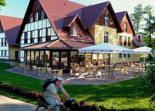4 Tage für 2 Personen im Kur- & Wellness Haus Spree Balance OHG Burg für 139,995 Euro