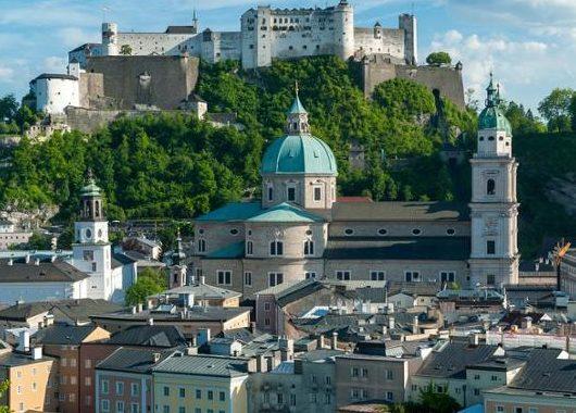 5 Tage für 2 Personen im Hotel Heffterhof Salzburg für 124,99 Euro