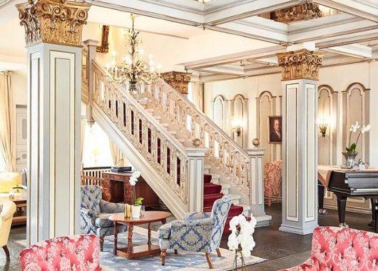 5 Tage für 2 Personen im Althoff Hotel Fürstenhof Celle für 199,99 Euro