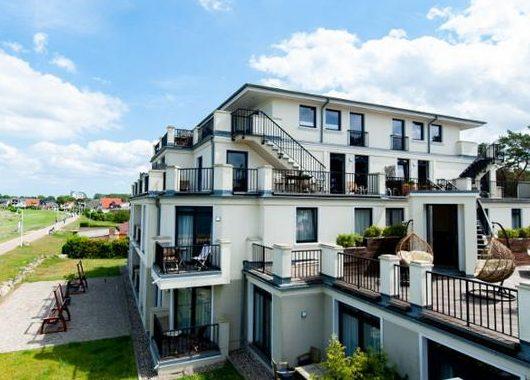 7 Tage für 2 Personen im Aparthotel Ostseeperle Glowe für 374,99 Euro