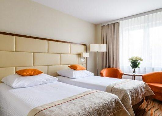 5 Tage für 2 Personen im Hotel Boss Warschau Warszawa für 74,99 Euro