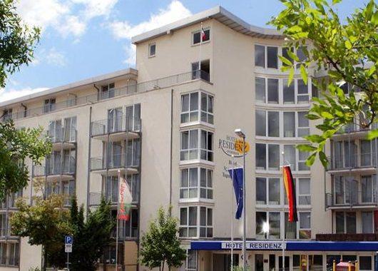 5 Tage für 2 Personen im Hotel Residenz Pforzheim für 69,99 Euro