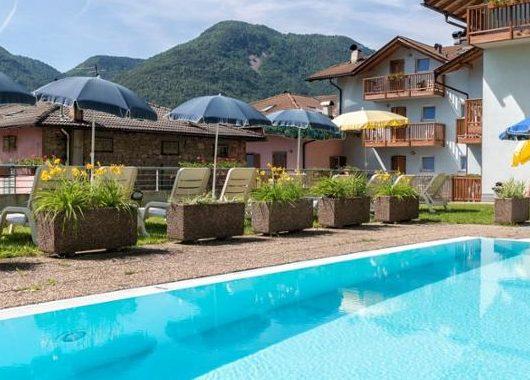 9 Tage für 2 Personen im Hotel alle Piramidi Segonzano für 149,99 Euro