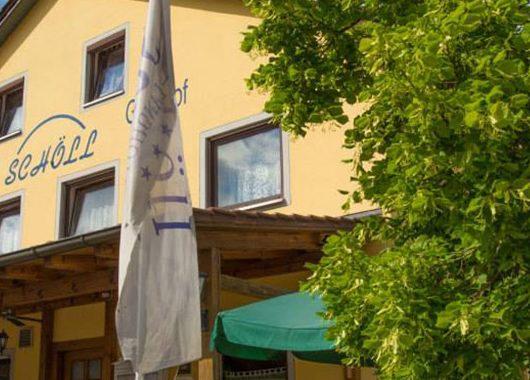 Bayern -  3*Landhotel Schöll - 3 Tage für 2 Personen inkl. Frühstück