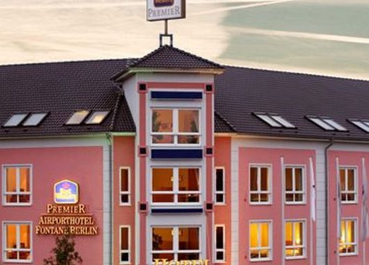 Berlin - 4*S Best Western Airporthotel - 2 Tage für 2 Personen inkl. Halbpension