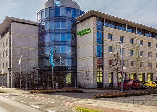 Berlin - 4*Wyndham Garden - 2 Tage zu zweit inkl. Frühstück