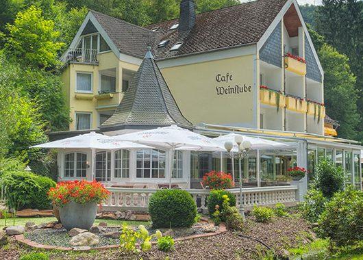 Eifel - 3*Hotel Am Schwanenweiher - 4 Tage für 2 Personen inkl. Halbpension