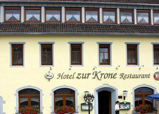 Eifel - 3*Hotel Zur Krone - 4 Tage für 2 Personen inkl. Frühstück