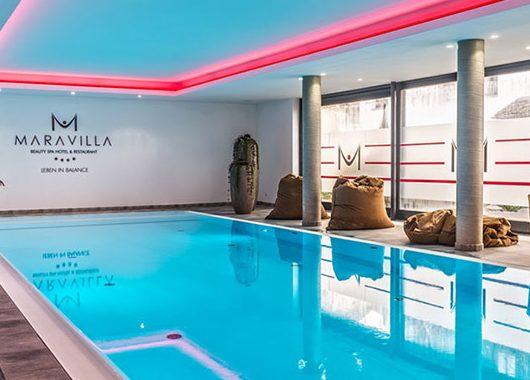 Eifel - 4*Hotel Maravilla Beauty Spa - 6 Tage für 2 Personen inkl. Halbpension