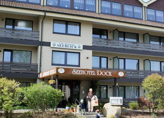 Nordsee - 3*Seehotel Dock - 4 Tage für 2 Personen inkl. Frühstück
