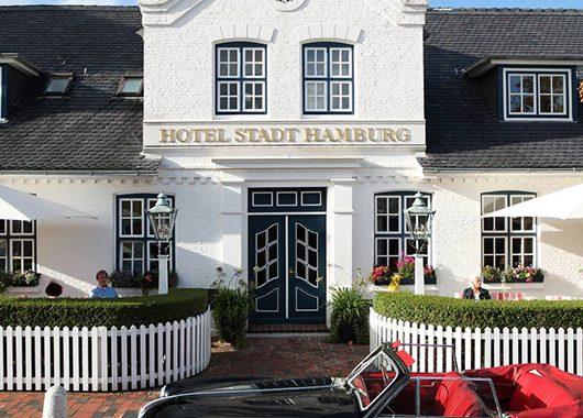 Nordsee - 5*Hotel Stadt Hamburg - 2 Tage für 2 Personen inkl. Halbpension