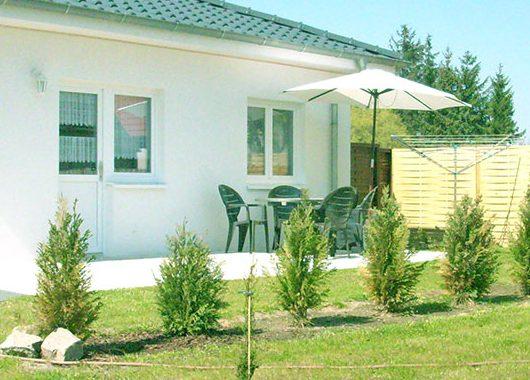 Ostsee -3* Ferienwohnung am Oderhaff - 7 Tage für 2-4 Personen