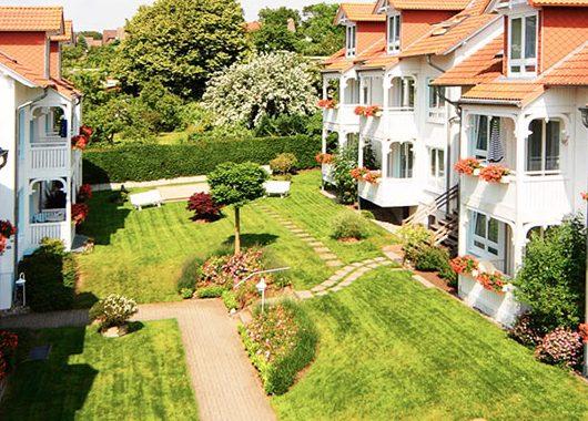 Ostsee - 3*Appartements Binzer Sterne - 6 Tage für Zwei inkl. Frühstück