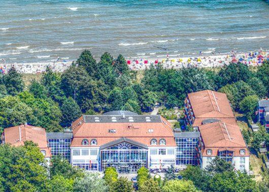 Ostsee - 4*Hotel Großherzog von Mecklenburg - 4 Tage zu zweit inkl. Frühstück