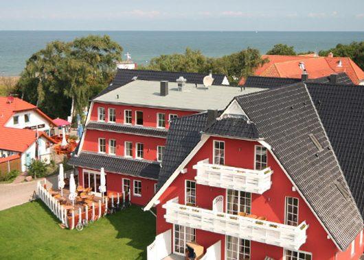Ostsee - 4*Strandhotel Deichgraf - 6 Tage für 2 Personen inkl. Frühstück
