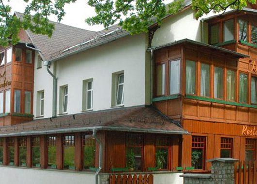 Polen - 3*Hotel Swieradów - 4 Tage für 2 Personen inkl. Halbpension