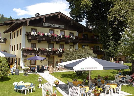 Salzburger Land - 3*Ferienhotel Lindenhof - 4 Tage zu zweit inkl. Halbpension
