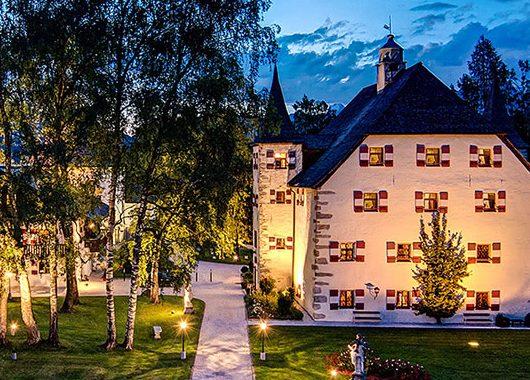 Salzburger Land - 4*Hotel Schloss Prielau - 3 Tage für 2 Personen inkl. Frühstück