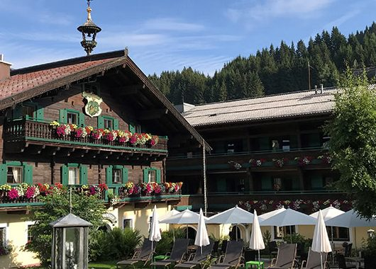 Salzburger Land - 4*Hotel Unterhof - 8 Tage zu zweit inkl. Halbpension