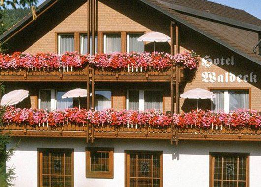 Schwarzwald - 3*Hotel Waldeck - 6 Tage für 2 Personen inkl. Frühstück