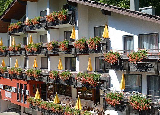 Schwarzwald - 4*Flair Hotel Sonnenhof - 4 Tage für 2 Personen inkl. Halbpension