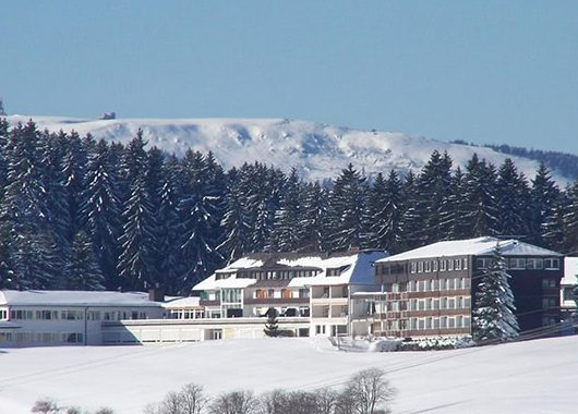 Schwarzwald - 4*S Hotel Saigerhöh - 8 Tage für 2 Personen inkl. Halbpension