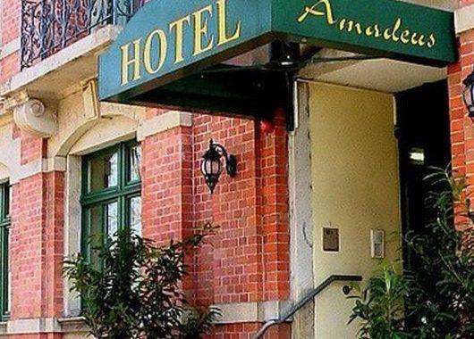 6 Tage für 2 Personen im Hotel Amadeus Dresden für 111,49 Euro