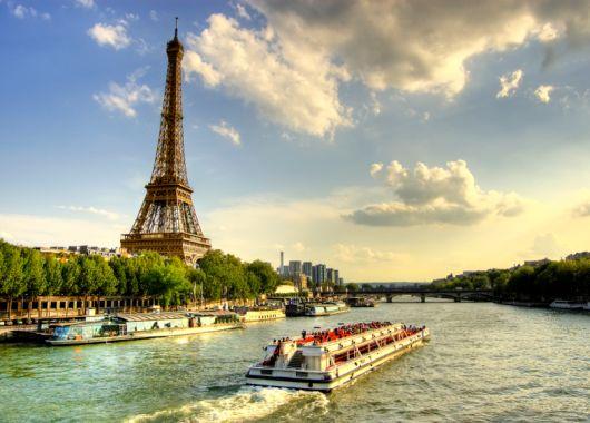 3 Tage Paris – zentrales 3*Hotel mit Frühstück und Seine-Rundfahrt für 99€