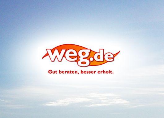 Weg.de: 15 Euro Gutscheincode ab einem Mindestreisepreis von 150 Euro