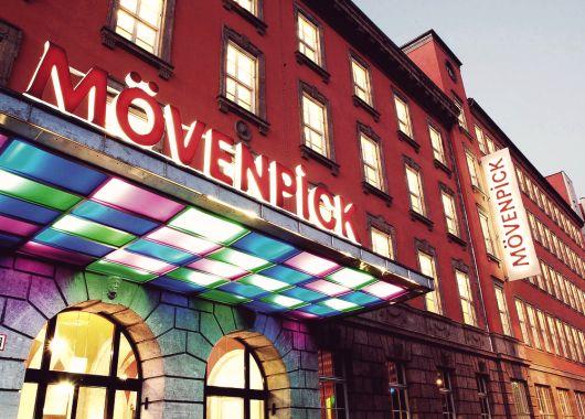 Berlin: Übernachtung im 4-Sterne Superior Hotel Mövenpick für nur 54,50€