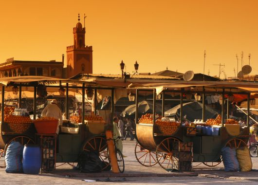 4 Tage Marrakech im 4* Imperial Holiday Hotel für 222 Euro p.P. inkl. Flug