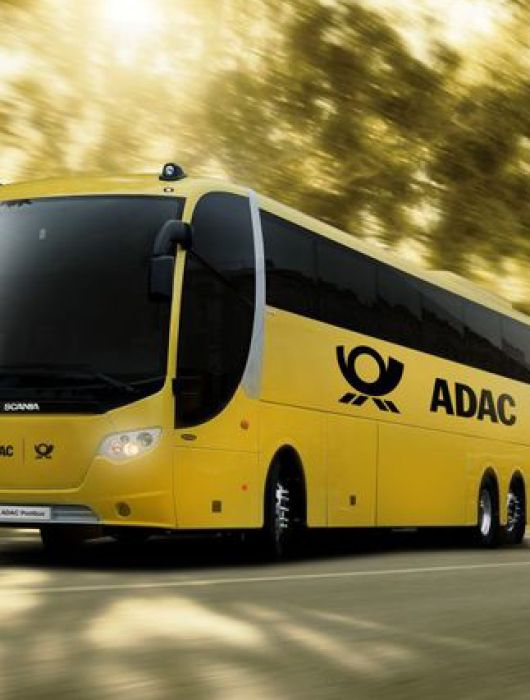 ADAC und Deutsche Post wollen ab November im Fernbusmarkt mitmischen