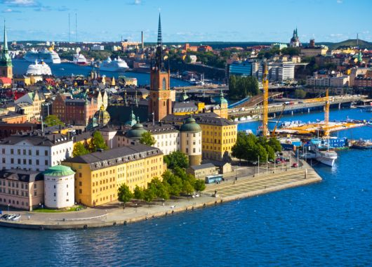 Städtereise Stockholm: 3 Tage im tollen 4*Hotel mit Frühstück und Flügen ab 166€