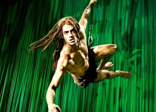 Tickets für das Musical Tarzan in Stuttgart inkl. 1-2 Nächte im guten 4* Hotel mit Frühstück ab nur 99€ p.P.