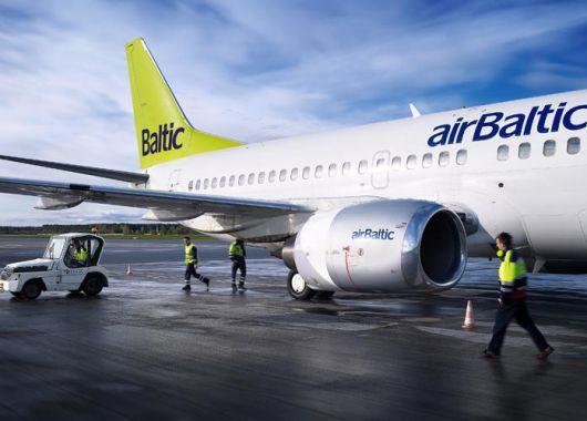 Nur heute: 19€ Gutschein bei airbaltic, günstige Flüge nach Nord- & Osteuropa