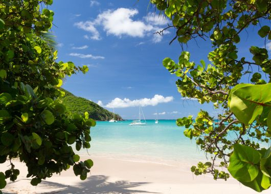 Hin- und Rückflug nach Saint Maarten (Karibik) für nur 490€ mit Delta Airlines