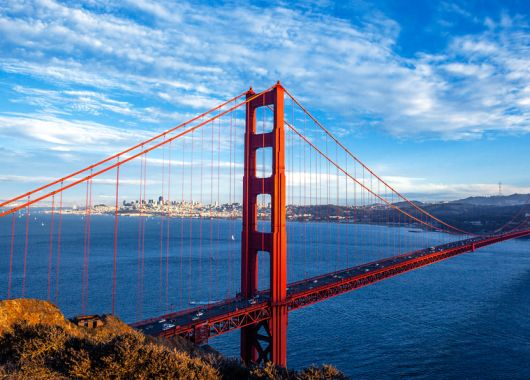 Ende August: San Francisco, Las Vegas oder Los Angeles für 549€