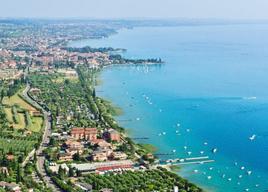Weg.de: 1 Woche Gardasee im 4-Sterne Hotel ab 232 Euro pro Person inklusive Halbpension