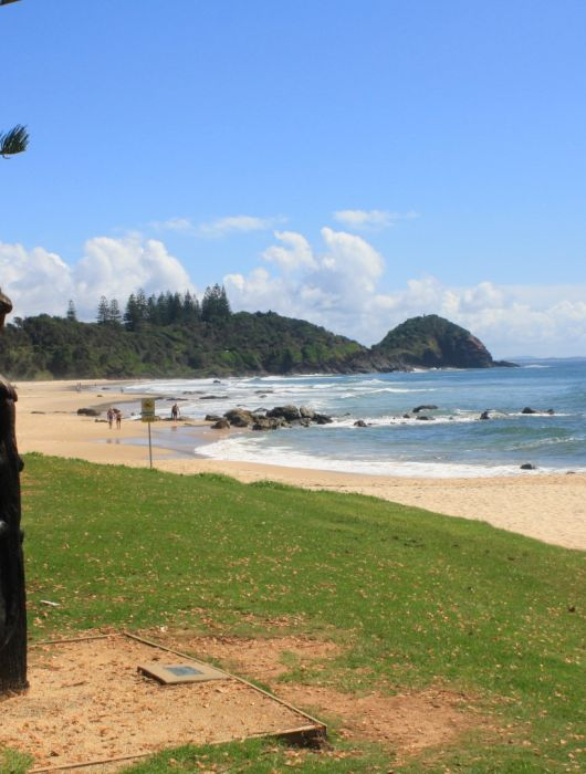 Die australische Ostküste – Teil 3: Port Macquarie & Shelly Beach