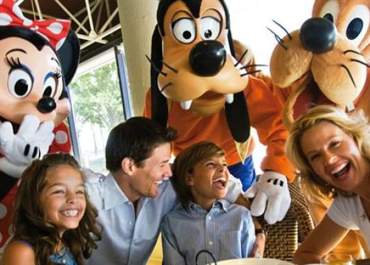 Kindertraum: 7 Tage Walt-Disney-World-Resort in Florida für 299 Euro pro Person