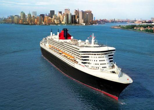 Kreuzfahrt von Southampton nach New York mit der Queen Mary 2 inkl. Hin- und Rückflug ab 1.449€