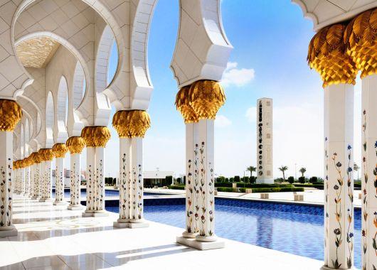 Arabische Emirate: 1 Woche im 5*Hotel mit Flügen, Transfers und Halbpension ab 549€