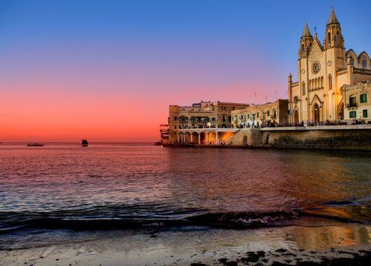 Schnäppchen: 4 Tage Malta im Januar im guten 4* Hotel inkl. Flug für nur 76€