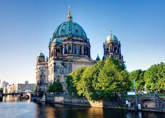 Himmelfahrt in Berlin: 4 Tage im 3* Hotel für 136,50€ pro Person
