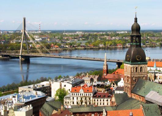 Städtereise Riga – 4 Tage im 4*Hotel inkl. Flug für nur 168€ p.P.