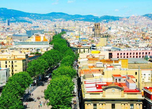 Städtetrip nach Barcelona: 5 Tage im 3* Hotel inkl. Flug und Transfers ab 187€ pro Person