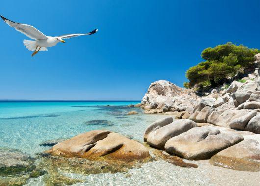 7 Tage Korfu im Oktober inkl. Flug, Transfer und 3* Hotel mit Frühstück ab 357€